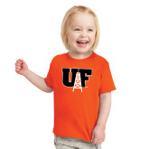 Toddler Orange T Shirt-Primary Mark