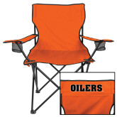 Deluxe Orange Captains Chair-Primary Mark