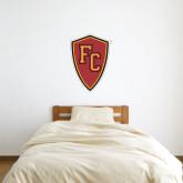 1 ft x 2 ft Fan WallSkinz-Secondary Mark