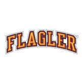 Medium Decal-Flagler Arched, 8 inches wide