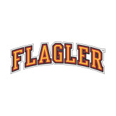 Small Decal-Flagler Arched, 6 inches wide
