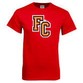 Red T Shirt-FC Logo
