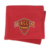 Red Sweatshirt Blanket-Primary Mark
