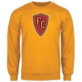 Gold Fleece Crew-Secondary Mark