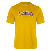 Performance Gold Tee-Flagler Arched
