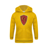 Youth Gold Fleece Hoodie-Secondary Mark
