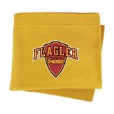Gold Sweatshirt Blanket-Primary Mark