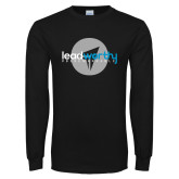 Black Long Sleeve T Shirt-Leadworthy