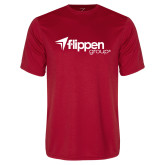 Syntrel Performance Red Tee-Flippen Group