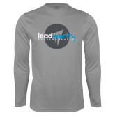 Syntrel Performance Steel Longsleeve Shirt-Leadworthy