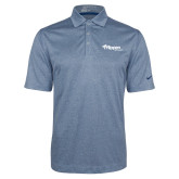 Nike Golf Dri Fit Navy Heather Polo-Flippen Group