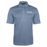 Nike Golf Dri Fit Navy Heather Polo-Capturing Kids Hearts