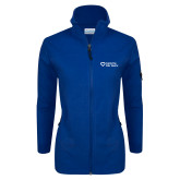 Columbia Ladies Full Zip Royal Fleece Jacket-Capturing Kids Hearts