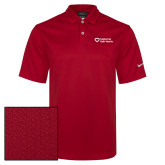 Nike Sphere Dry Red Diamond Polo-Capturing Kids Hearts