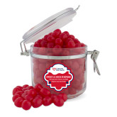 Sweet & Sour Cherry Surprise Round Canister-Capturing Kids Hearts