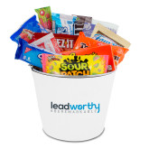 Metal Gift Bucket w/Neoprene Cover-Leadworthy