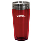 Solano Acrylic Red Tumbler 16oz-Capturing Kids Hearts