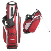 Callaway Hyper Lite 4 Red Stand Bag-Flippen Group