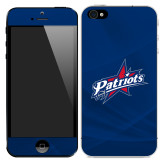 iPhone 5/5s Skin-Patriots Star