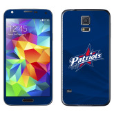 Galaxy S5 Skin-Patriots Star