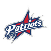 Medium Decal-Patriots Star, 8 inches wide