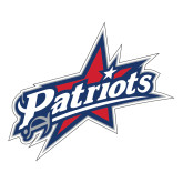 Large Decal-Patriots Star, 12 inches wide