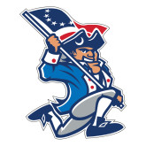 Large Decal-The Patriot, 12 inches tall