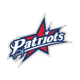 Small Decal-Patriots Star, 6 inches wide