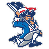 Extra Large Decal-The Patriot, 18 inches tall