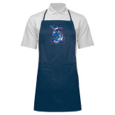 Full Length Navy Apron-The Patriot