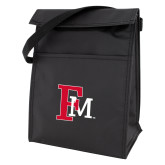 Black Lunch Sack-Interlocking FM