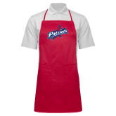 Full Length Red Apron-Patriots Star