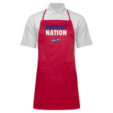 Full Length Red Apron-Patriot Nation