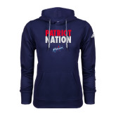 Adidas Climawarm Navy Team Issue Hoodie-Patriot Nation