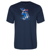 Syntrel Performance Navy Tee-The Patriot