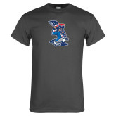 Charcoal T Shirt-The Patriot