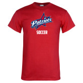 Red T Shirt-Soccer