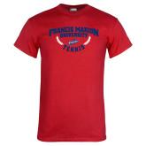 Red T Shirt-Tennis Branch