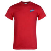Red T Shirt-Patriots Star