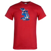 Red T Shirt-The Patriot