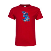 Youth Red T Shirt-The Patriot