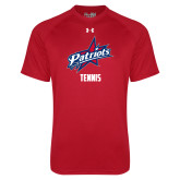 Under Armour Red Tech Tee-Tennis