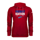 Adidas Climawarm Red Team Issue Hoodie-Patriot Nation