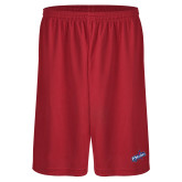 Performance Classic Red 9 Inch Short-Patriots Star