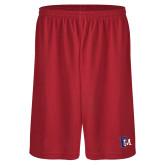 Performance Classic Red 9 Inch Short-Interlocking FM