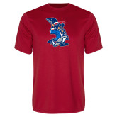 Performance Red Tee-The Patriot