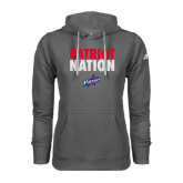 Adidas Climawarm Charcoal Team Issue Hoodie-Patriot Nation