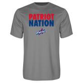 Syntrel Performance Steel Tee-Patriot Nation