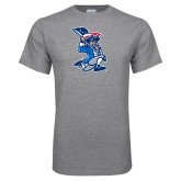 Grey T Shirt-The Patriot