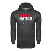 Under Armour Carbon Performance Sweats Team Hoodie-Patriot Nation